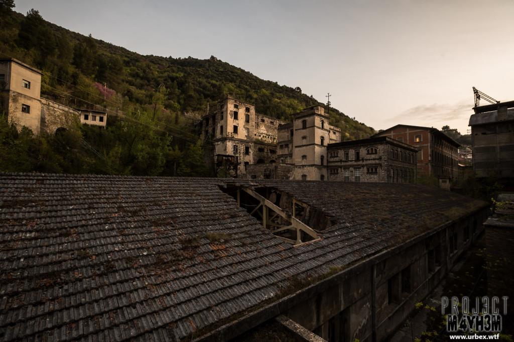 Powerplant V Italy