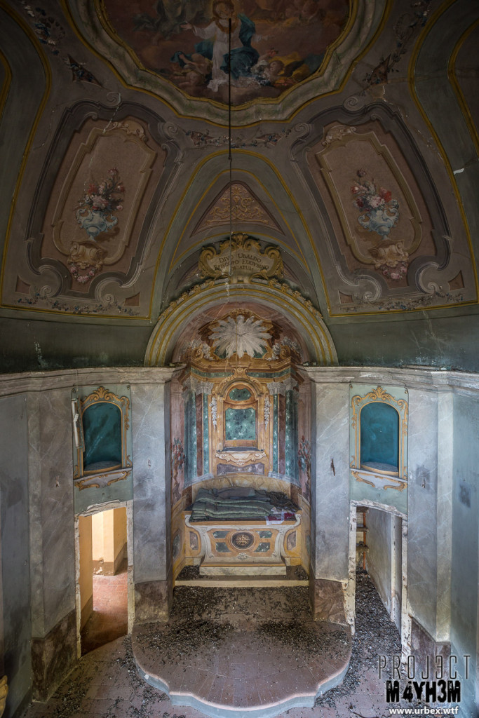 Villa Crypta - Family Chapel and Crypt