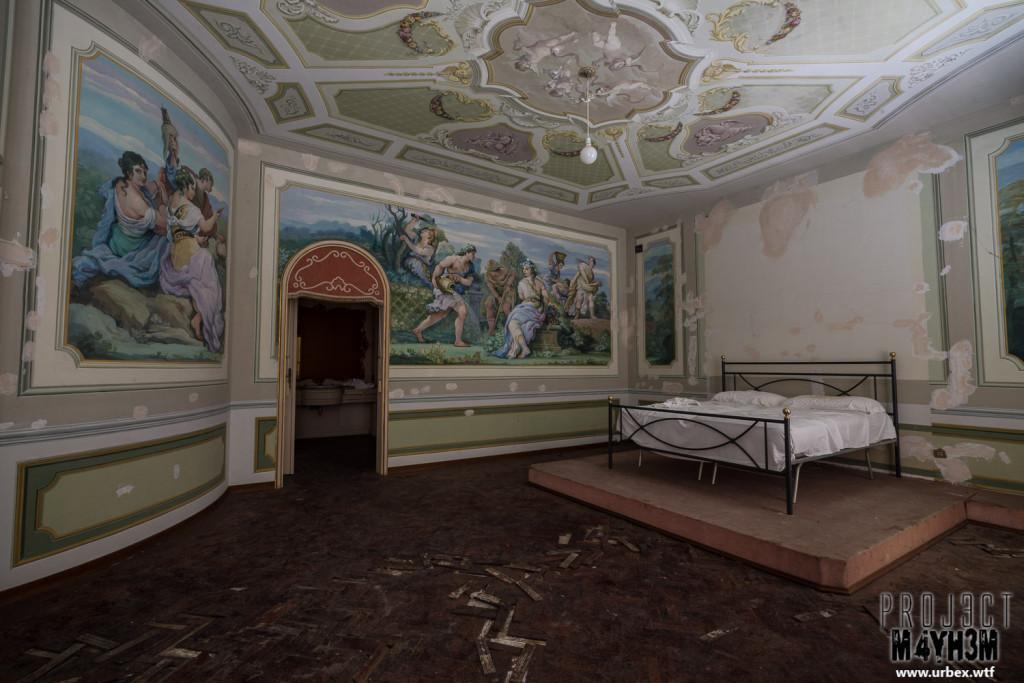 Villa PDO - Master Bedroom