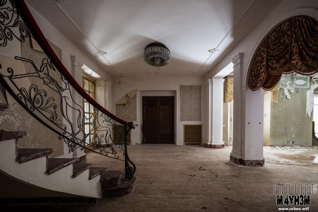 Villa PDO - Entrance Hall