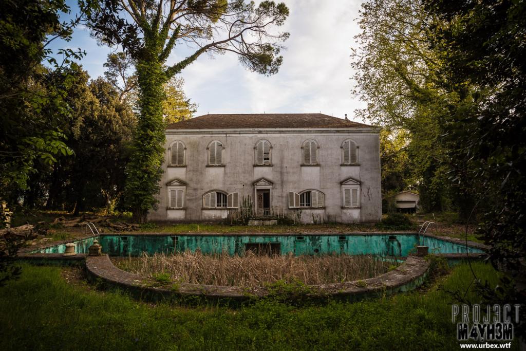 Villa PDO - External