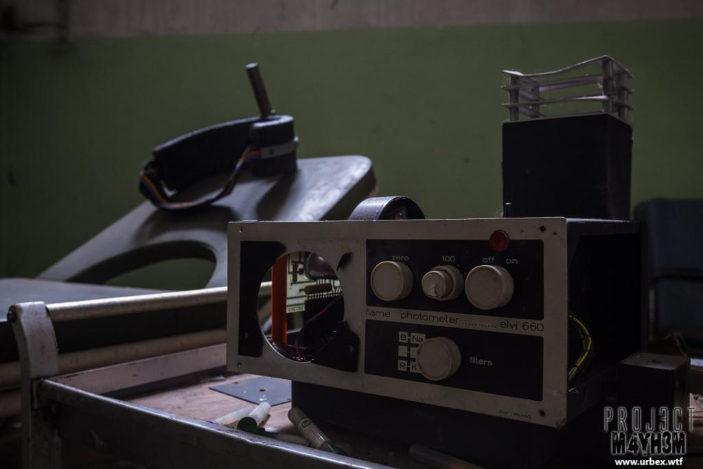 Manicomio di C - Electro Shock Therapy