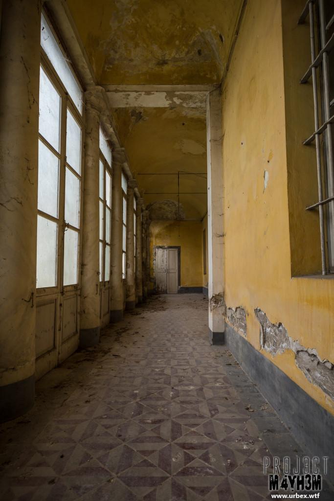 Palace Casino - Corridor