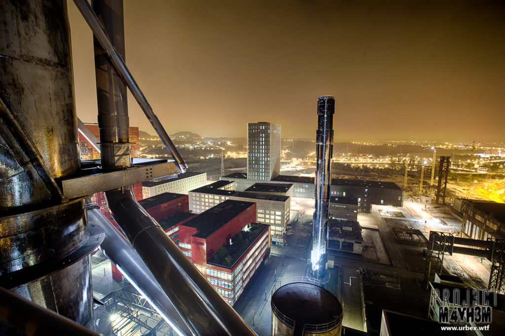 Belval Blast Furnaces Luxembourg