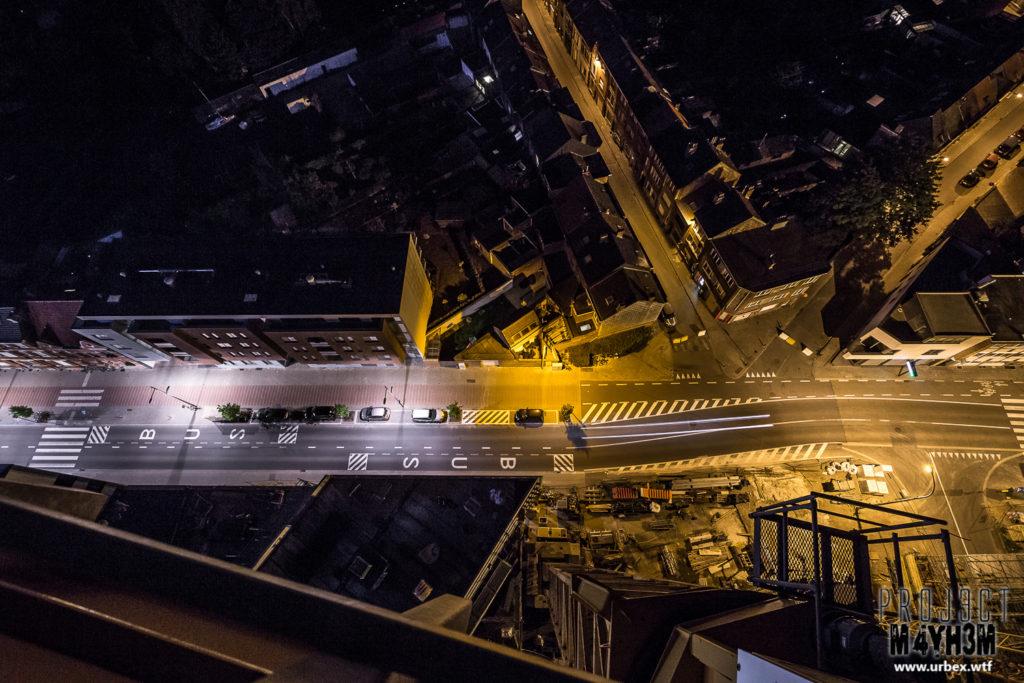 Crane Climb Belgium
