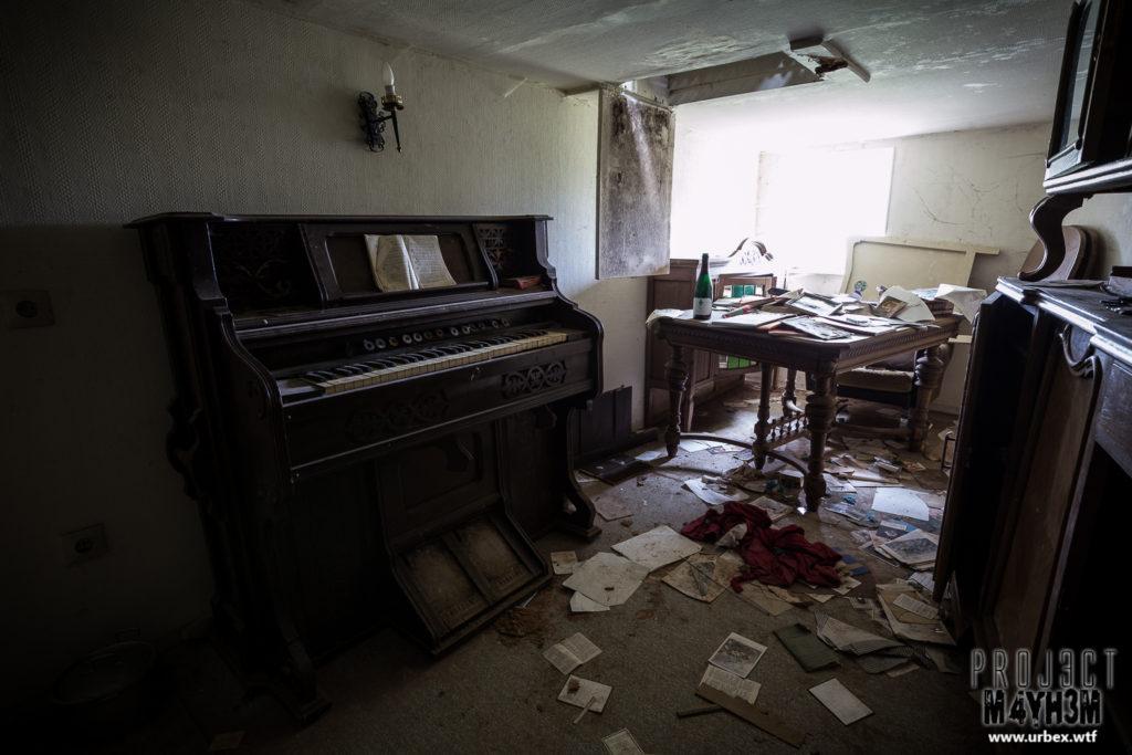 Maison Hommel - Piano