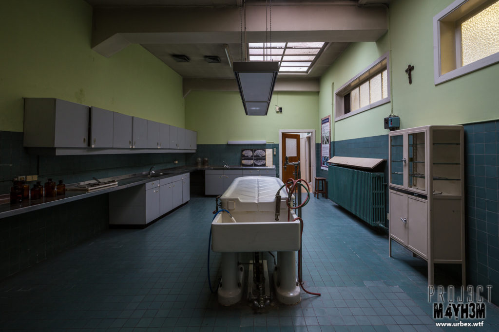 The Twin Morgue