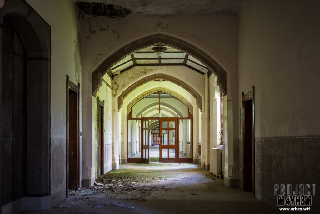 St Josephs Seminary Upholland