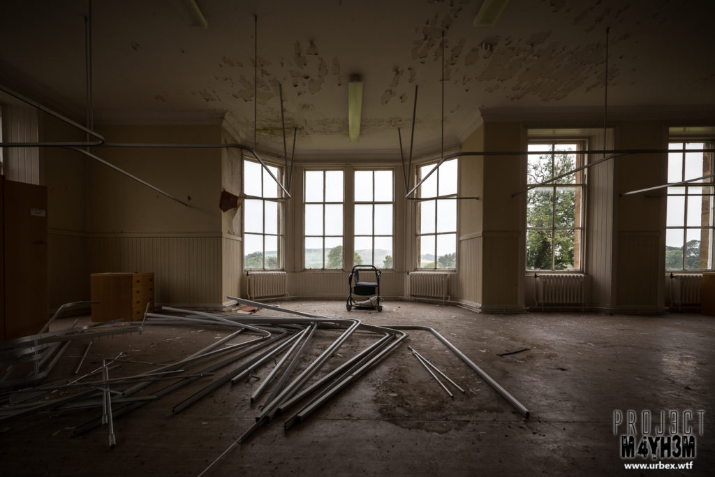 A Scottish Psychiatric Hospital