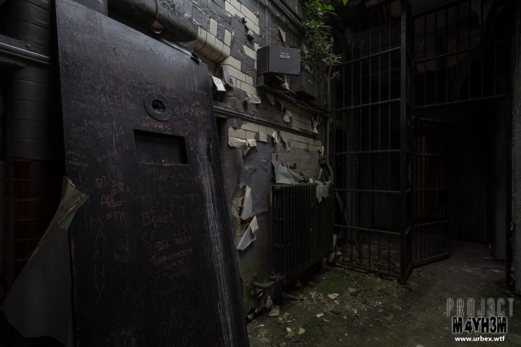 West Ham Court and Morgue