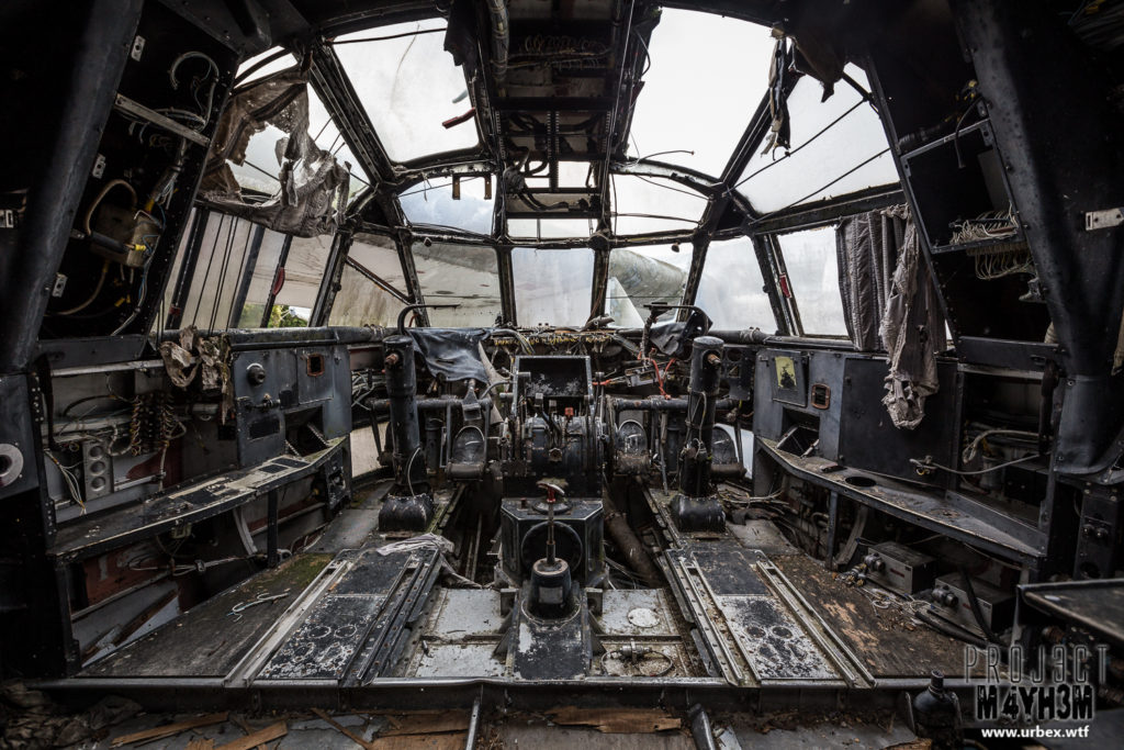 Aircraft Graveyard France