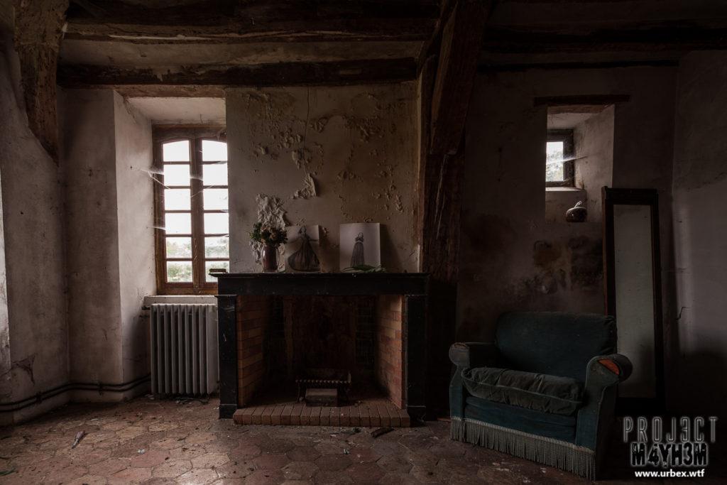 Château Fachos - Bedroom