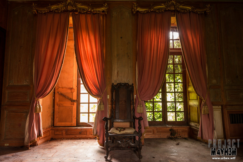 Château Fachos Lounge