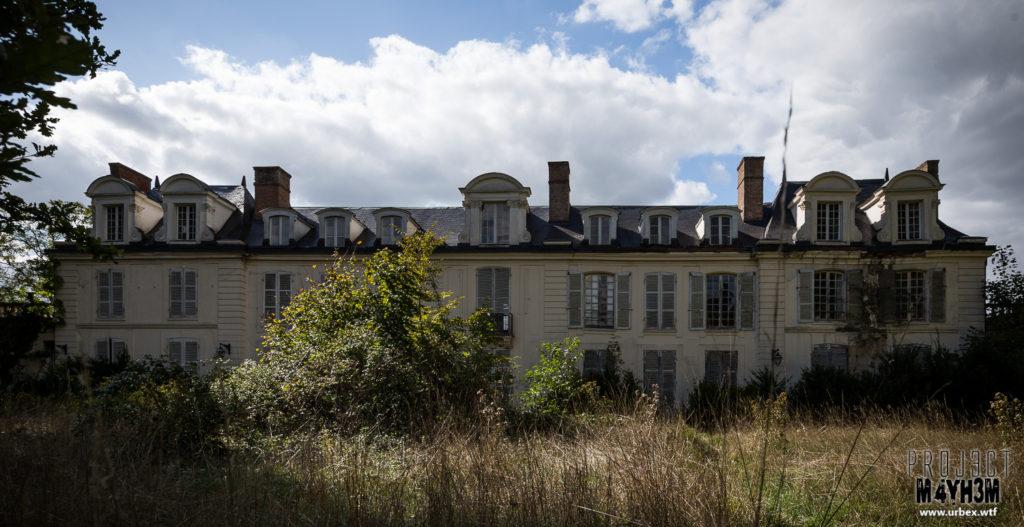 Le Château de Lesches