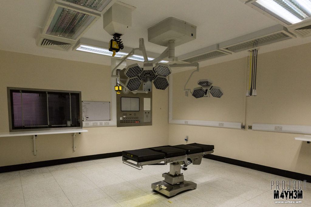 Alder Hey Children's Hospital - Operating Theatre