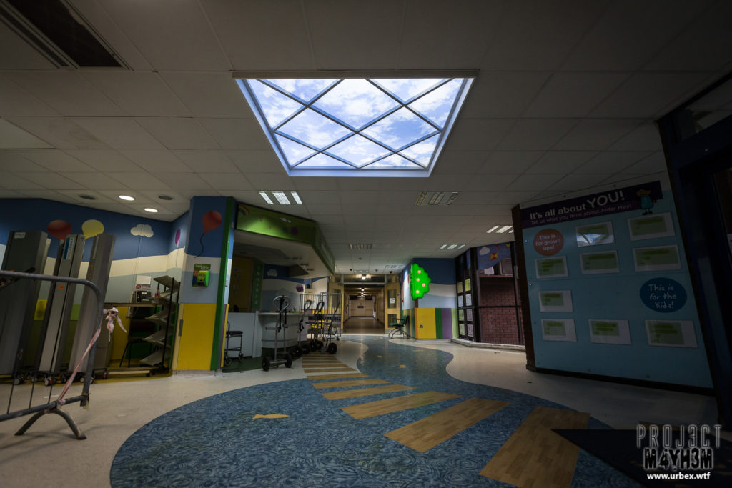 Alder Hey Children's Hospital - Main Entrance