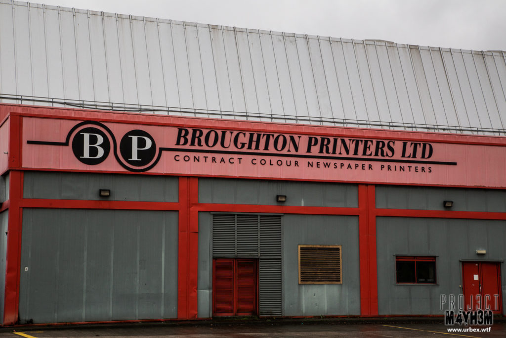 Broughton Printers Ltd