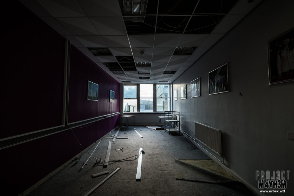 Kirklees College / Huddersfield Infirmary