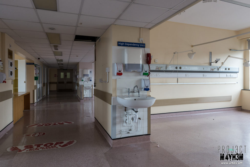 The Queen Elizabeth II Hospital