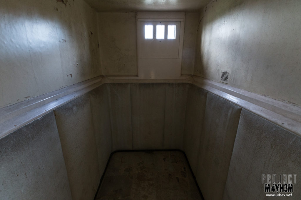 The Royal Hospital Haslar Padded Cell