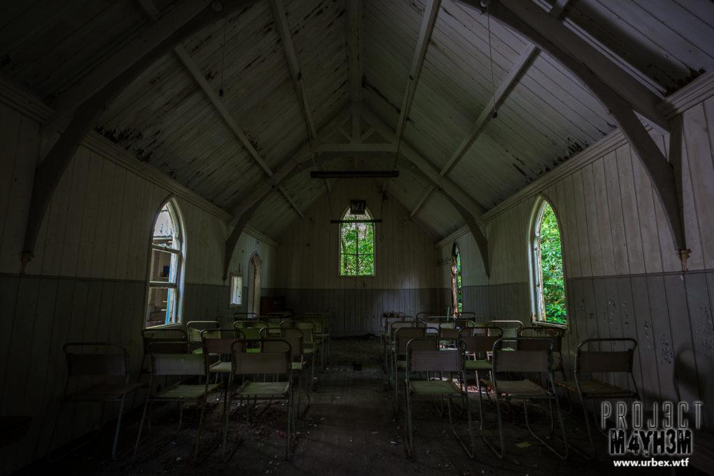 The Tin Chapel