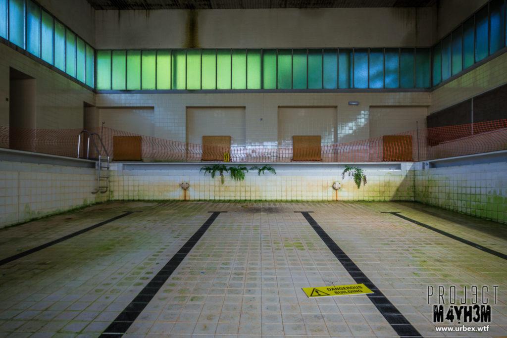 Derelict Pool