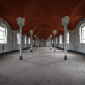Military Barracks France - The Orange Arches
