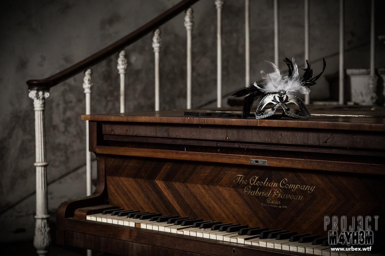 13. The Aeolian Company Gabriel Gaveau Paris Grand Piano