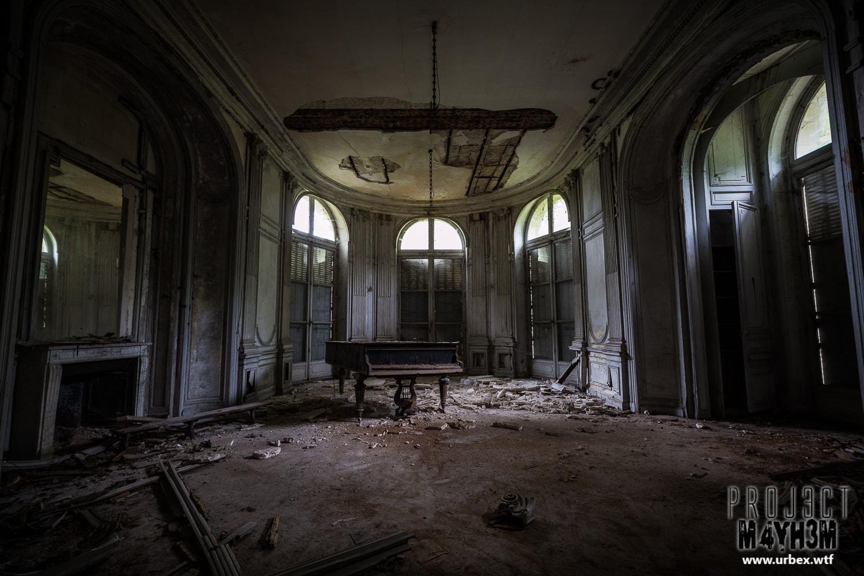 15. Unidentified Grand Piano