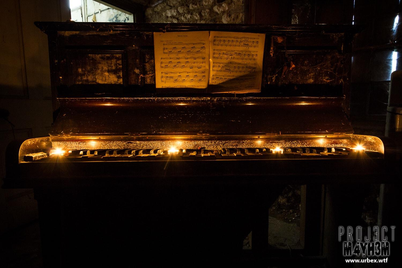 2. W Howlett & Son's upright Piano