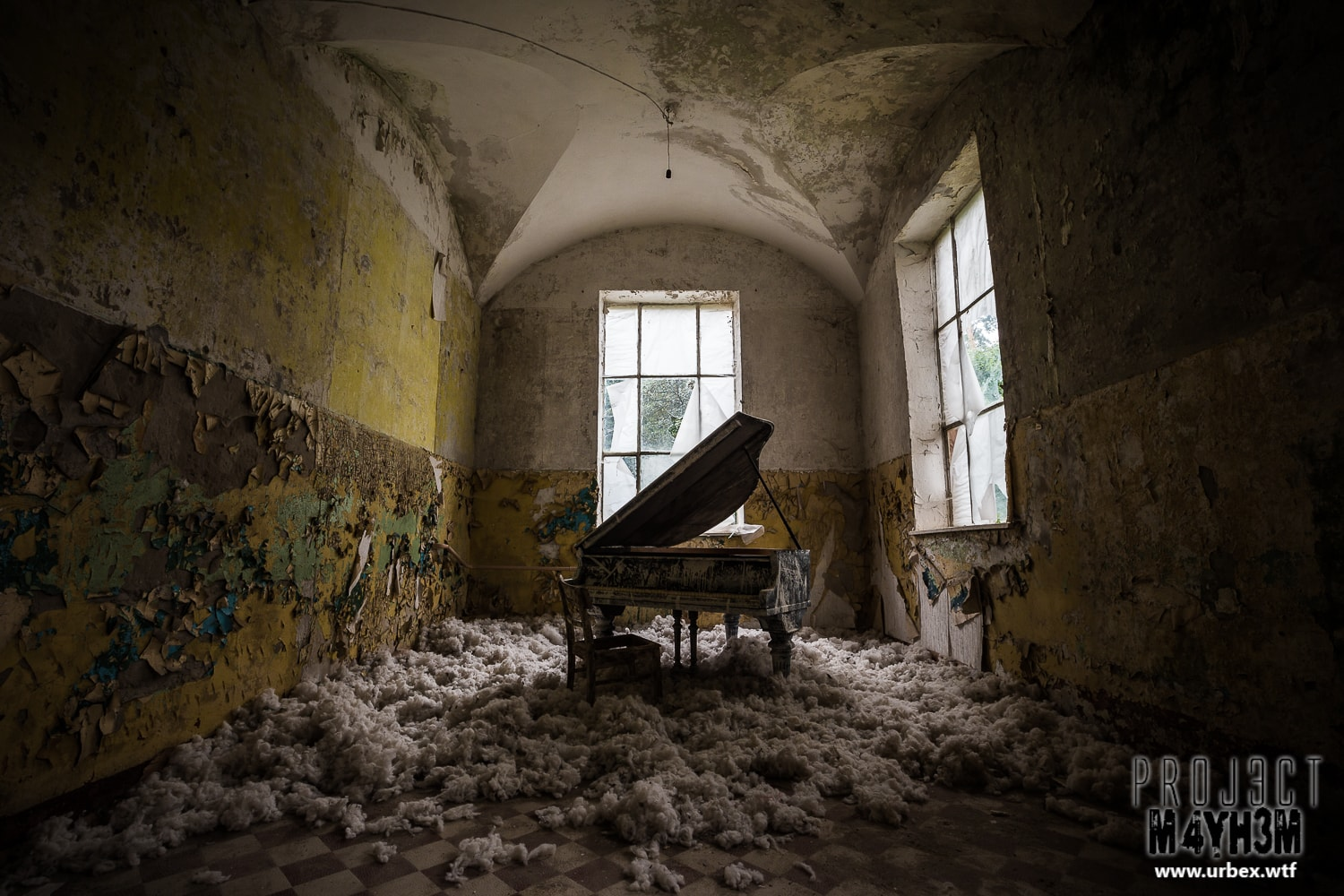 5. Unidentified Grand Piano
