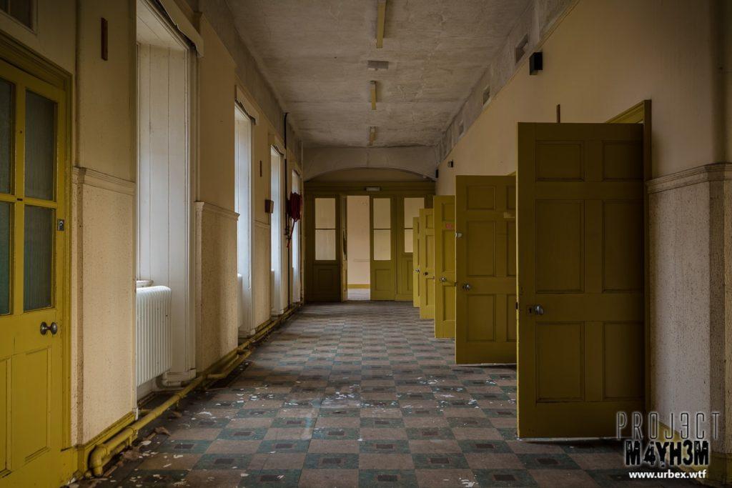 Sunnyside Hospital aka Sunnyside Lunatic Asylum