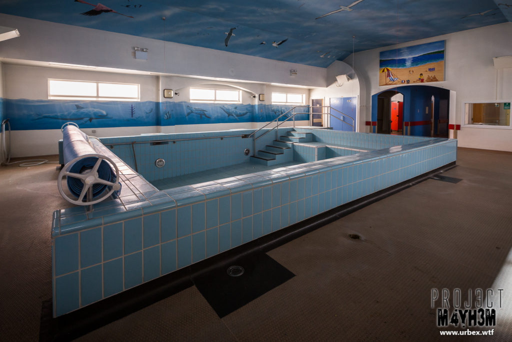 Alder Hey Children's Hospital Pool