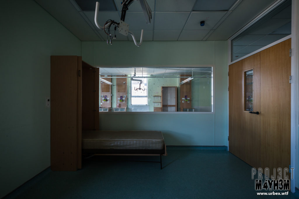 Alder Hey Children's Hospital Ward