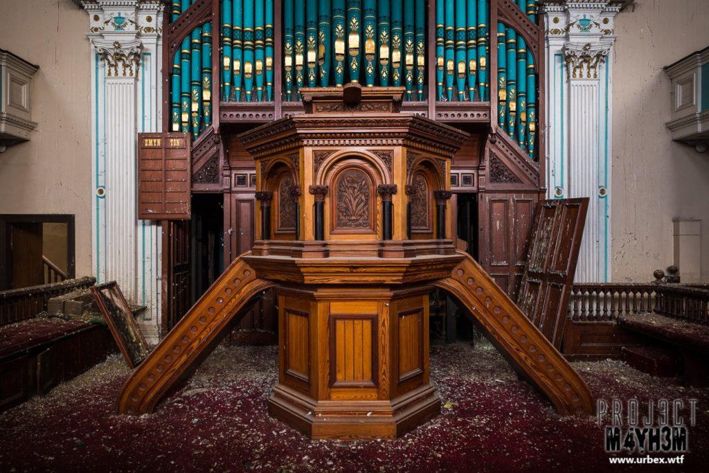 A Welsh Chapel