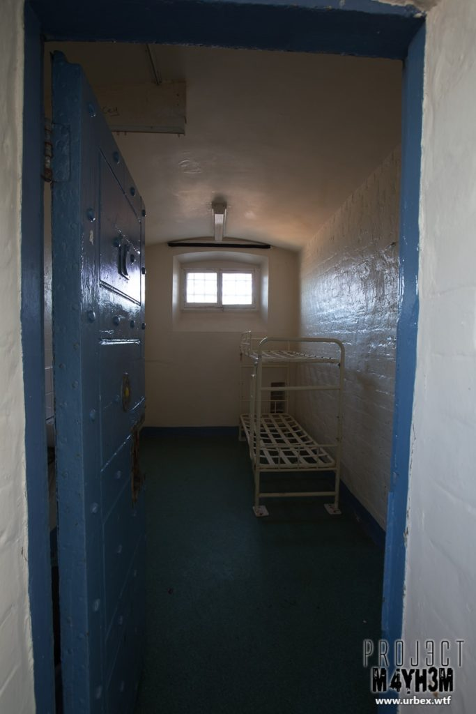 HM Prison Shrewsbury aka The Dana - Cells