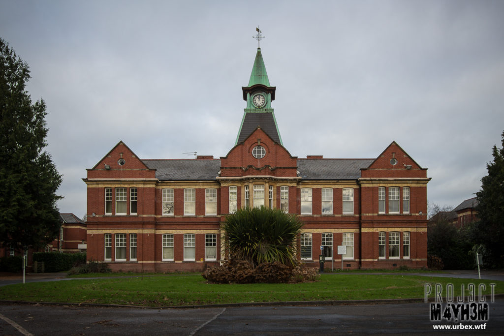 St Cadoc's Mental Hospital