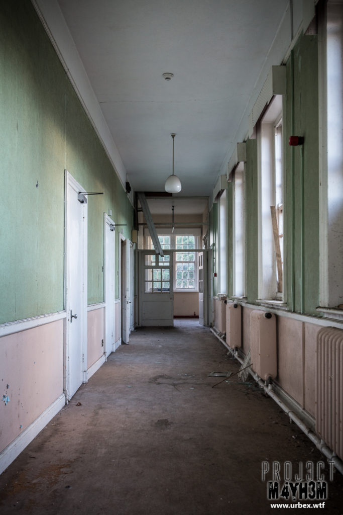 St Cadoc's Mental Hospital - Ward