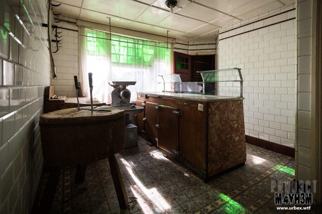 The Butchers House - The Butchers Shop