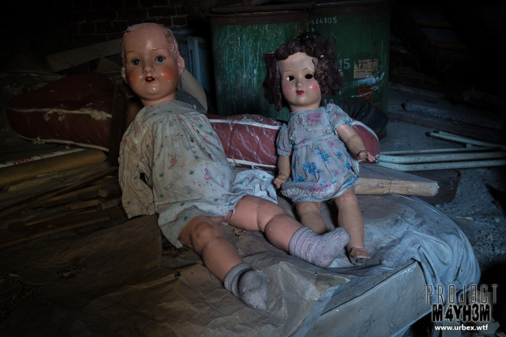 The Butchers House - The Dolls