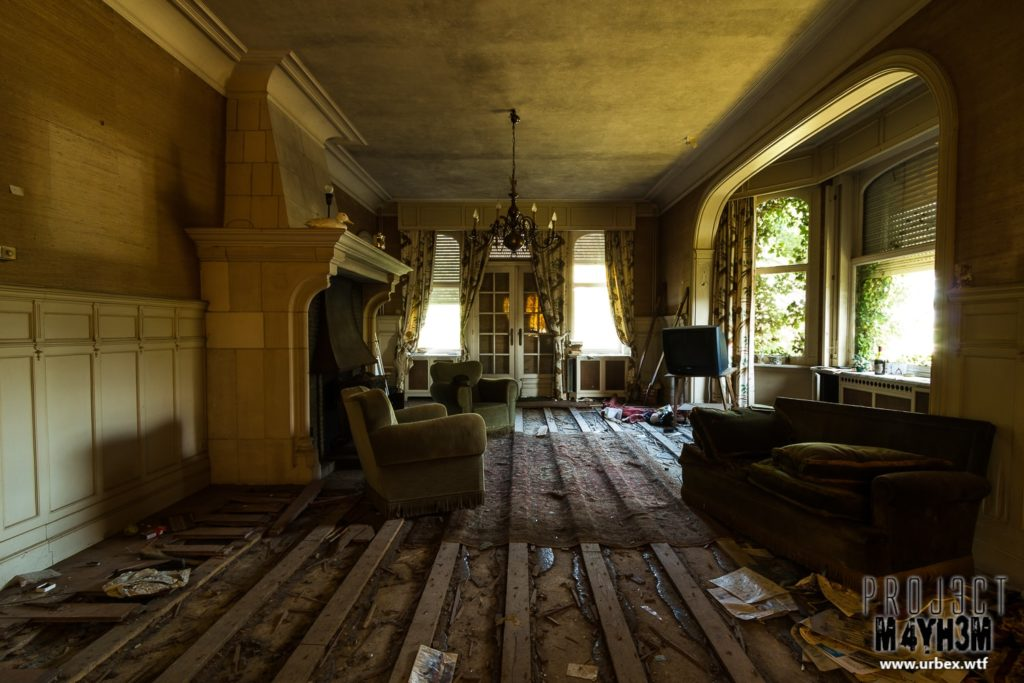 Villa Heil - Living Room
