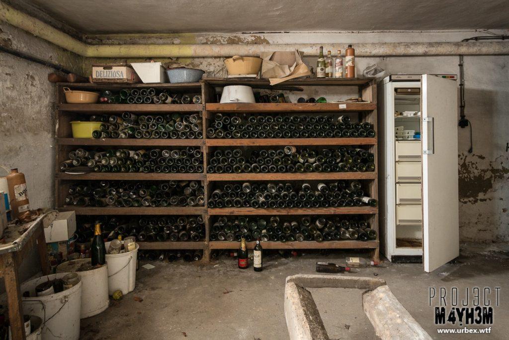 Villa Heil - Wine Cellar