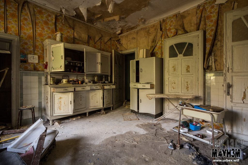 Villa Heil - Kitchen