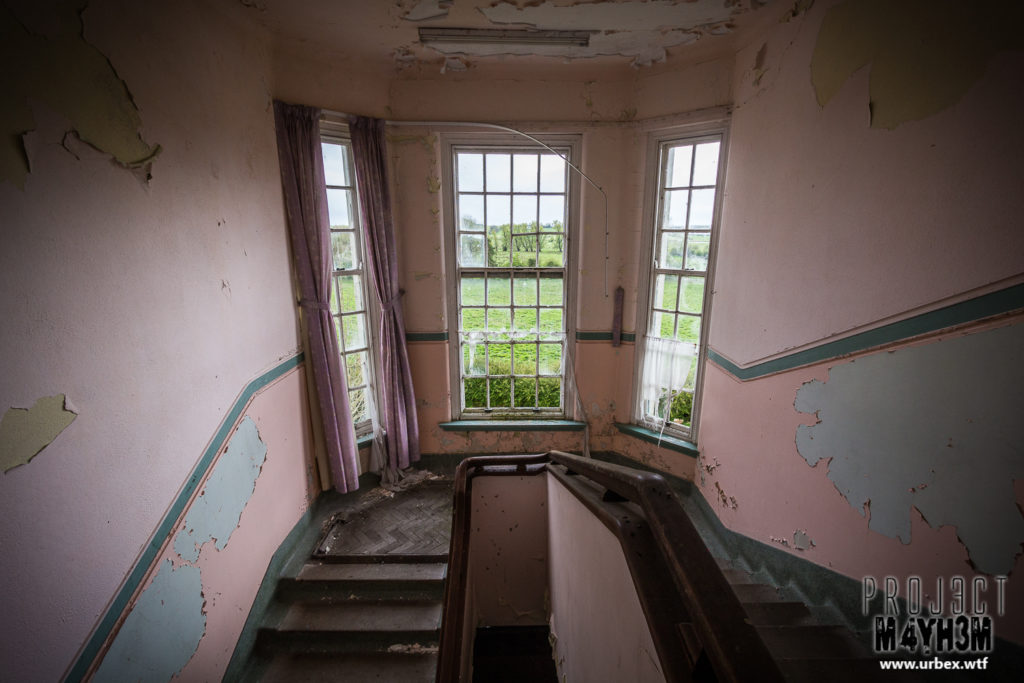 Connacht District Lunatic Asylum aka St Brigid's Psychiatric Hospital