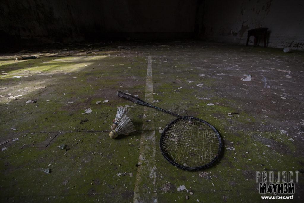 Ushaw Seminary - Gym