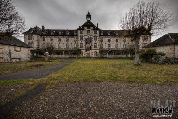 An old Orphanage