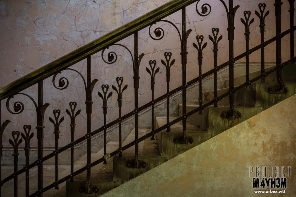 Great Tew Manor - Staircase