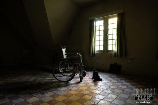 An empty Asylum
