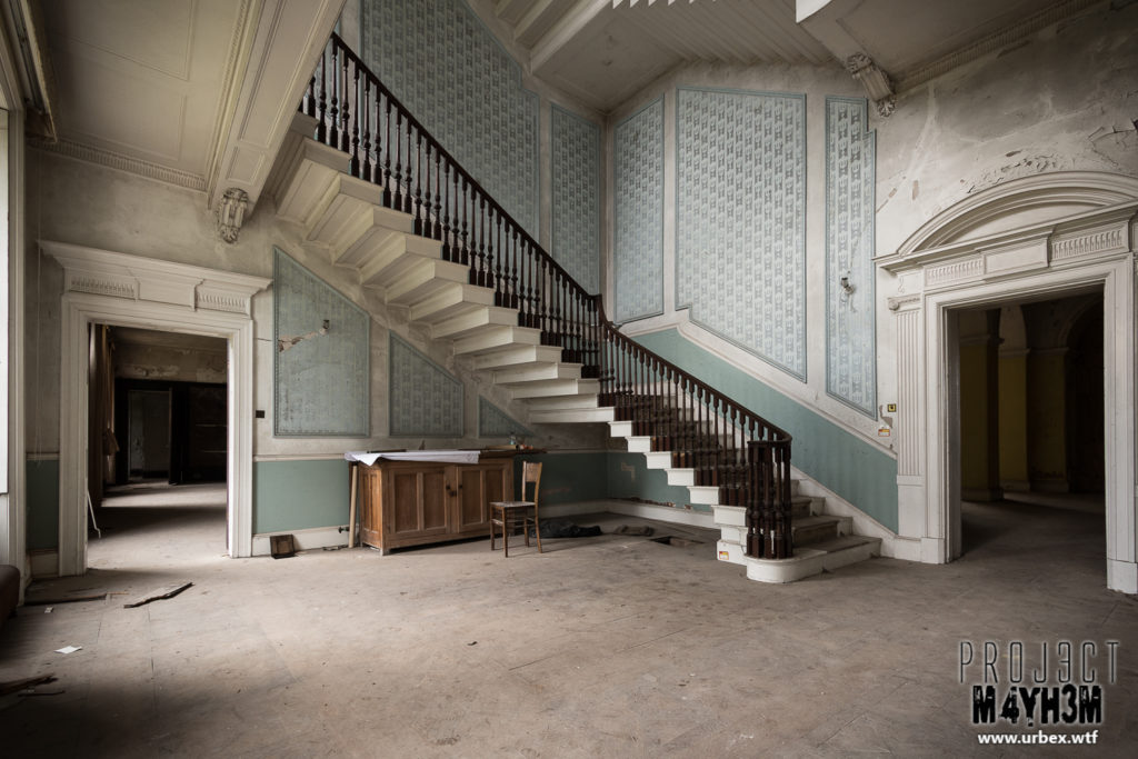 Brewers House - Staircase