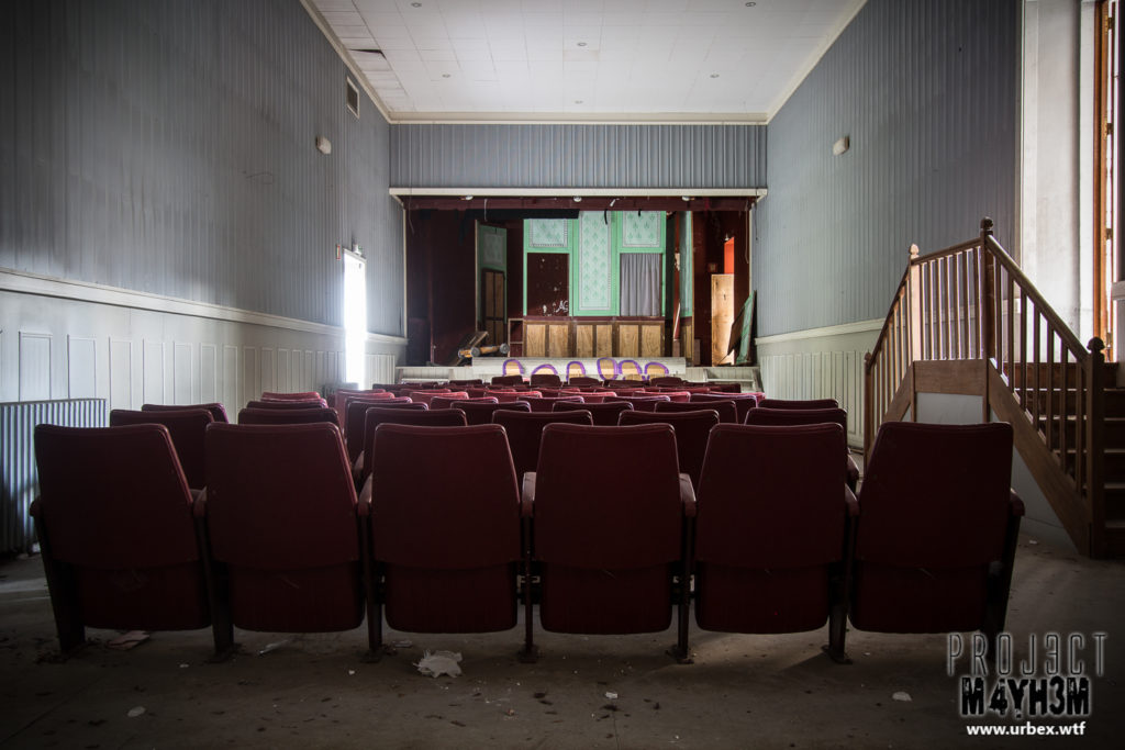 Hospital Plaza - Theatre